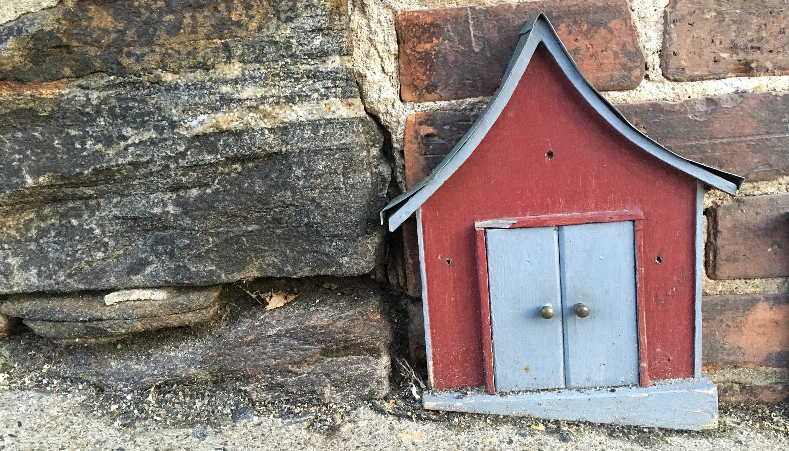 Wounded Sparrow Seeking Home: Intro to a Queer, Married Pastor