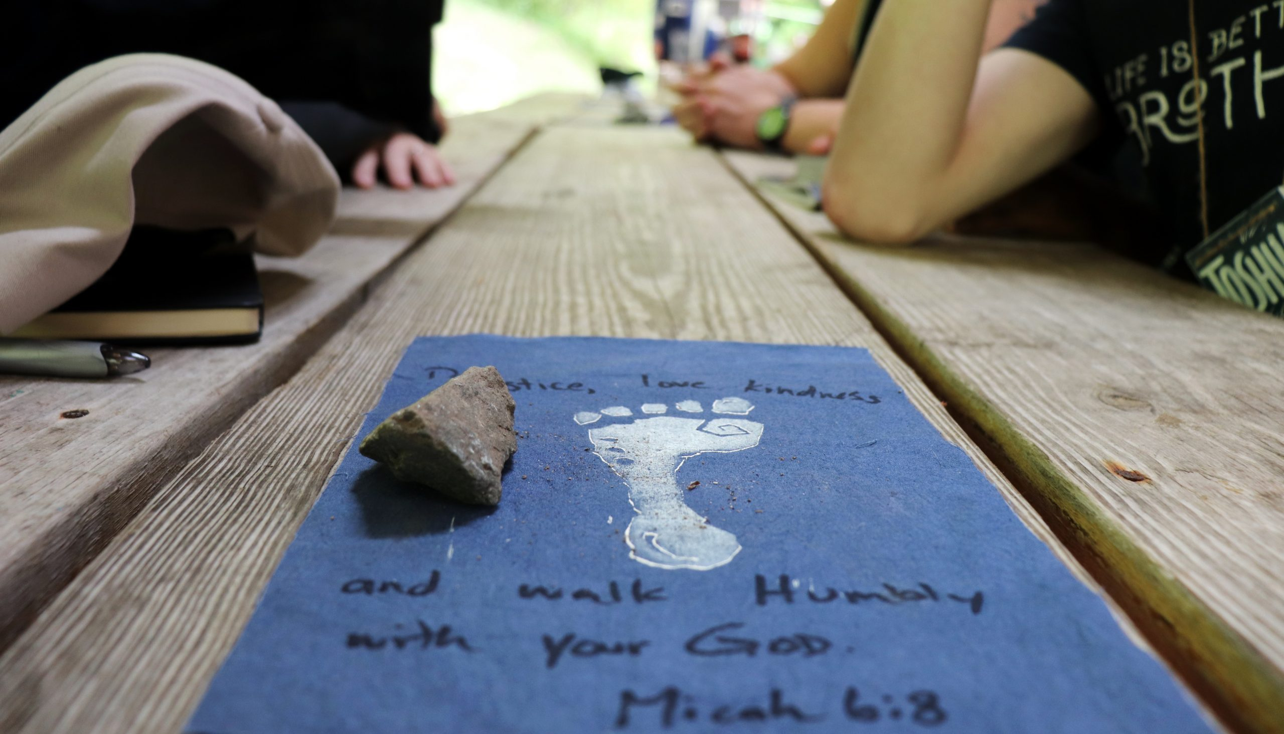 Finding Humility Through Beauty at the YOBBERS Retreat